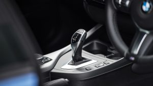 BMW Gear stick